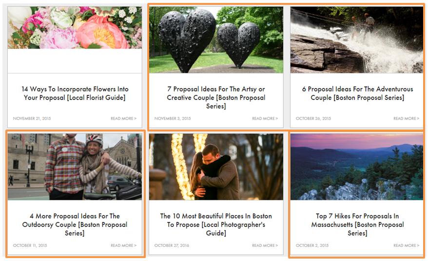 10. Start a Blog Series